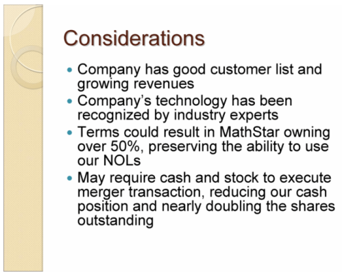 MATH Presentation Slide 3