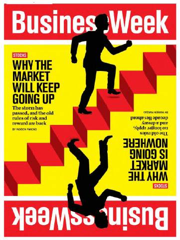 Business Week Cover