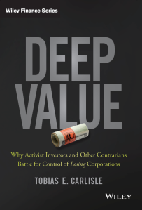 Deep Value Front Cover