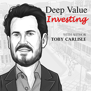 The Investors Podcast Caricature