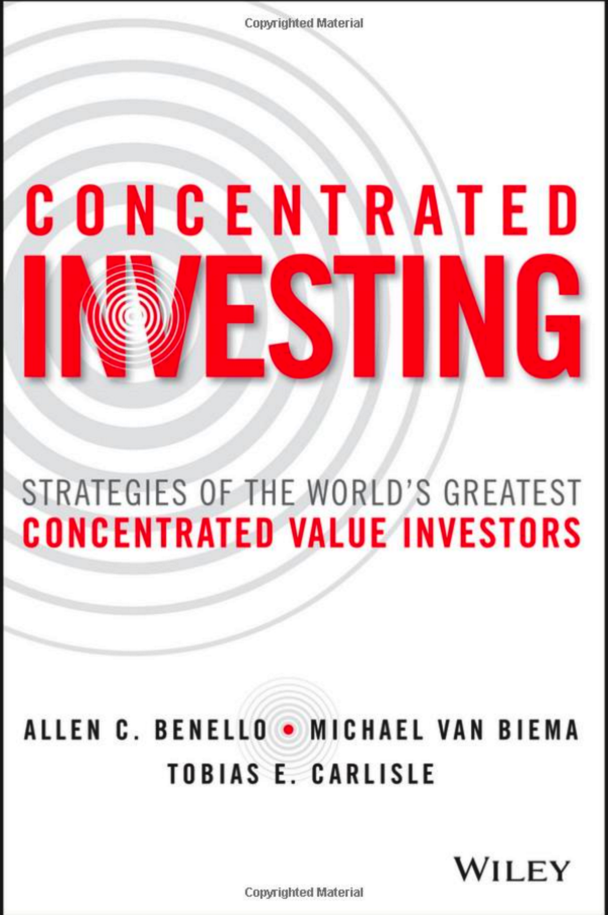Concentrated Investing Cover