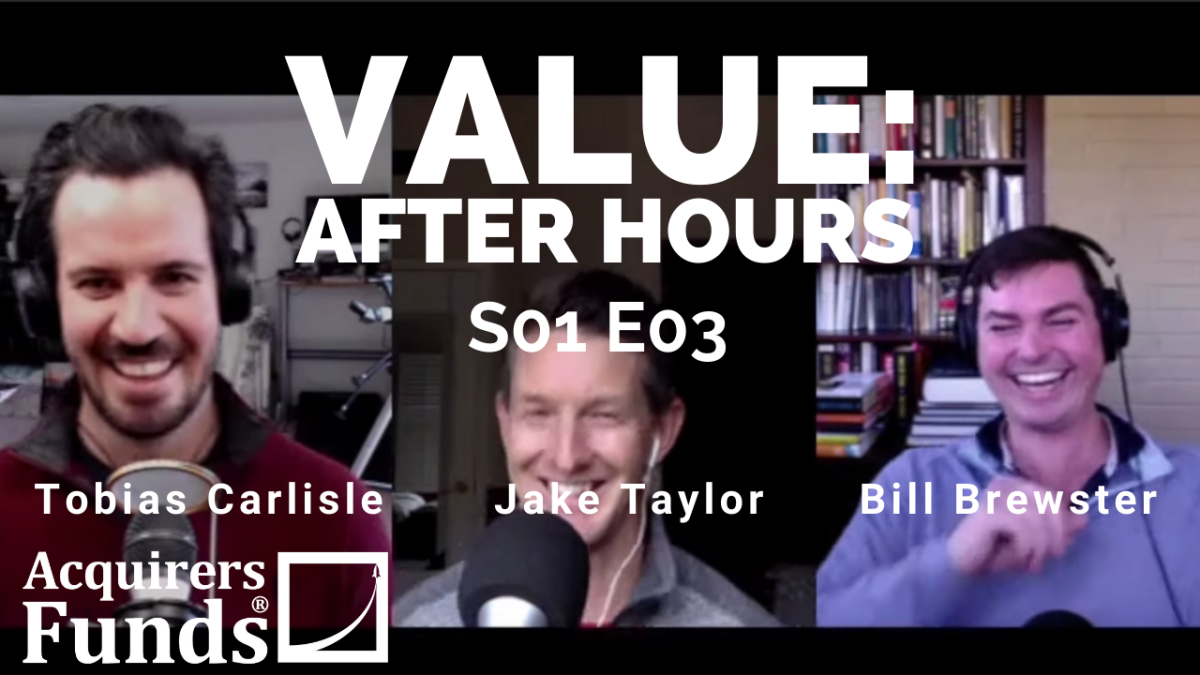 (S01 E03) The VALUE: After Hours Podcast